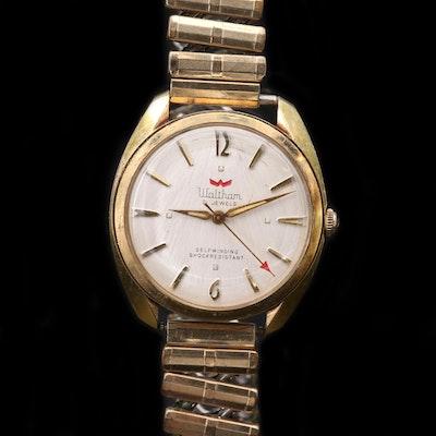 Vintage Waltham Automatic Wristwatch, Circa 1960's