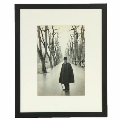 "Henri Cartier-Bresson Photogravure From ""The Decisive Moment"", 1952"