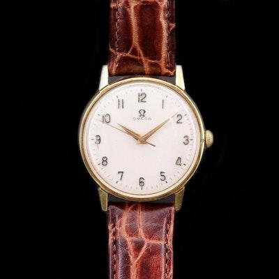 Vintage Omega Seamaster Stainless Steel Wristwatch, 1967