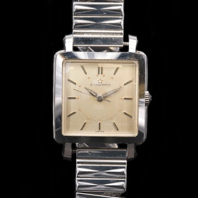 Eterna - Matic Stainless Steel Automatic Wristwatch