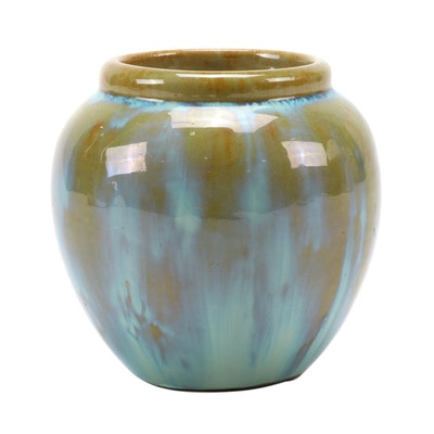 Fulper Pottery Glazed Vase