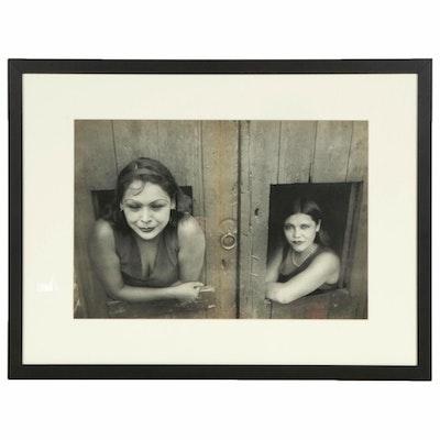 "Henri Cartier-Bresson Photogravure From ""The Decisive Moment"", 1952"