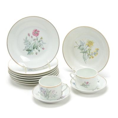 """Richard Ginori """"Primavera"""" Porcelain Dinnerware"""