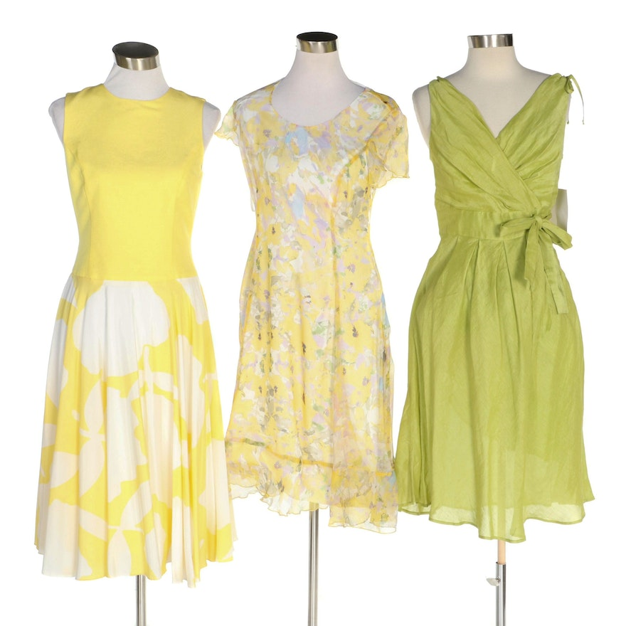 J. Peterman Spring and Summer Occasion Dresses