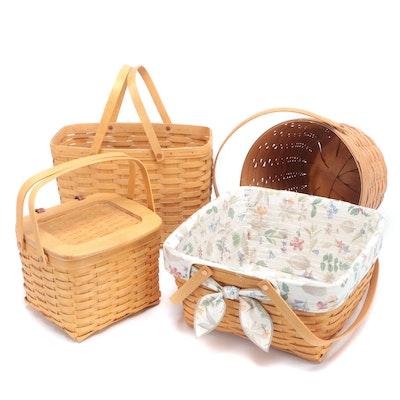 Longaberger Picnic and Decorative Baskets