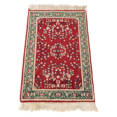 2'2 x 3'9 Hand-Knotted Indo-Persian Tabriz Rug