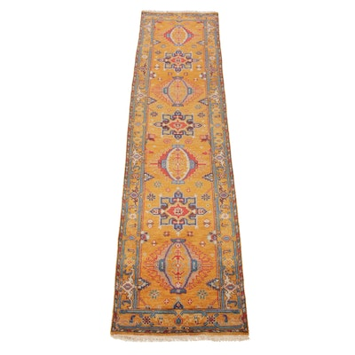 2'6 x 10'0 Hand-Knotted Indo-Persian Runner
