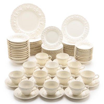 "Wedgwood ""Embossed Queensware"" Dinnerware, 1940-75"