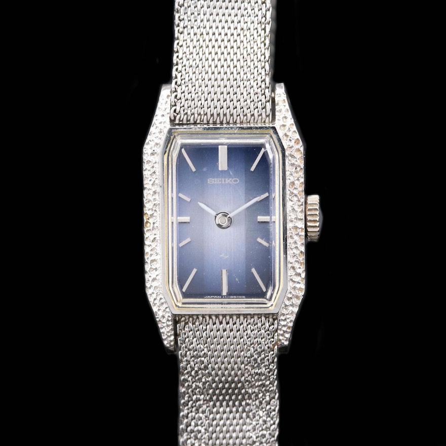 Vintage Seiko Ref.11-4309 Stem Wind Wristwatch
