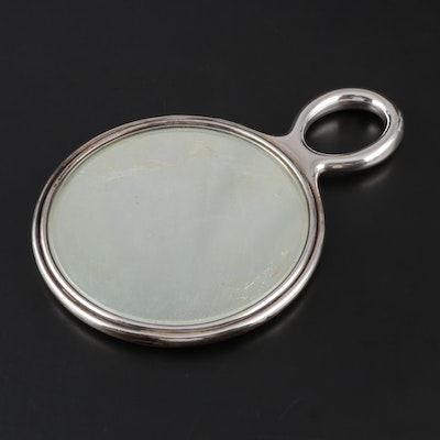 William B. Kerr Co. Sterling Silver Hand Mirror, Late 19th/Early 20th Century