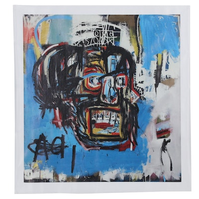 Giclée after Jean-Michel Basquiat
