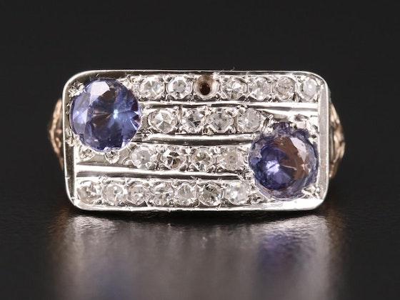 Antique Art & Jewelry