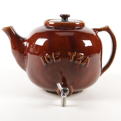 Brown Betty Teapot Style Iced Tea Dispenser