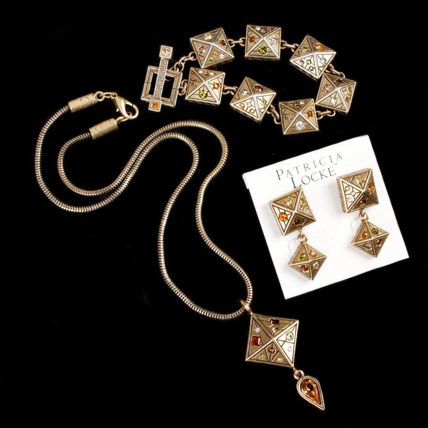 Patricia Locke Jewelry Set