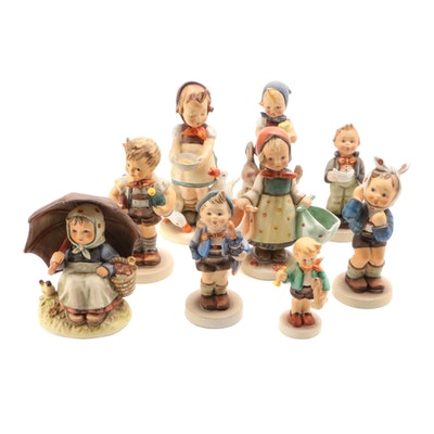 Goebel Hummel Figurines Including Collector Club Special Editions