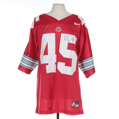 Archie Griffin Autographed Ohio State Football Jersey
