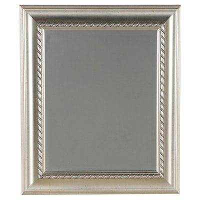 Target Home Silver Rectangular Wall Mirror