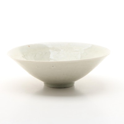 Chinese Qingbai Celadon Bowl, Antique
