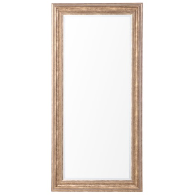Contemporary Giltwood Full-Length Mirror