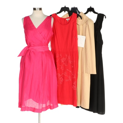 J. Peterman Flutter Sleeve and Stendhal Dresses and More with Tags