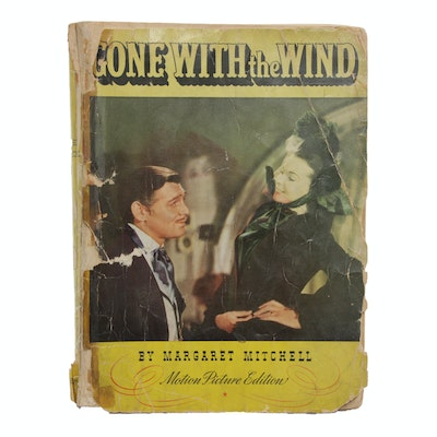 """Gone with the Wind"" Illustrated Motion Picture Edition by Margaret Mitchell"