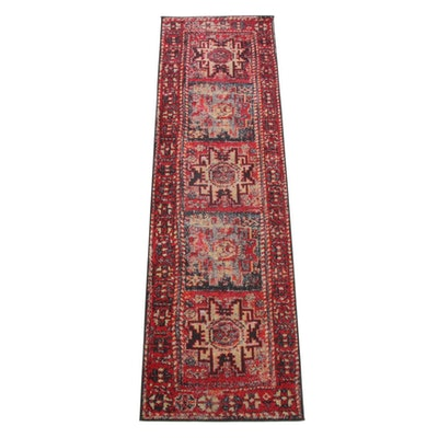 2'4 x 8'0 Safavieh Power Loomed Turkish Persian Hamadan Runner, 2000s