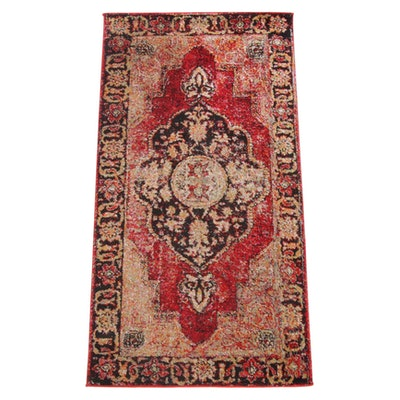 2'8 x 5'0 Safavieh Power-Loomed Turkish Persian Hamadan Rug, 2000s