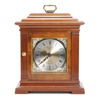Strausbourg Manor Mantle Clock