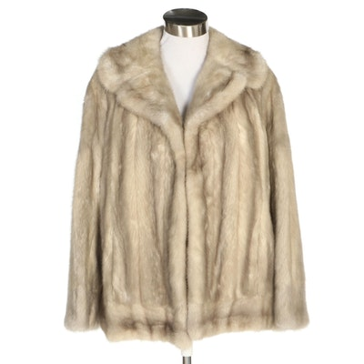 Mink Fur Jacket from Stanley Rich Fine Furs Cincinnati, Vintage