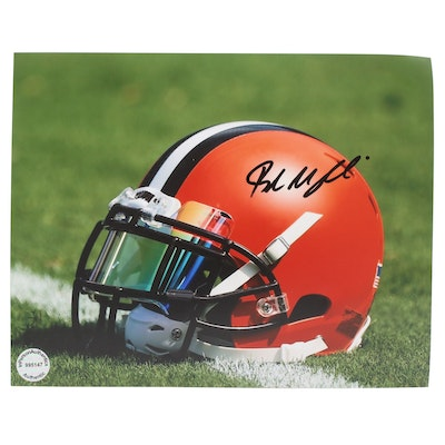 Baker Mayfield #6 Cleveland Browns Autographed Photo