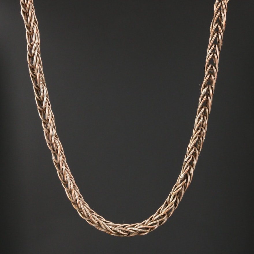 Foxtail Link Chain