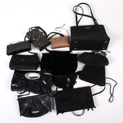 La Regale, Kate Spade, Express, Nine West and Other Evening Bags