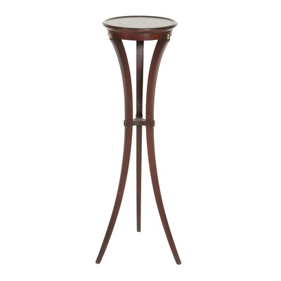 Sheraton Style Wooden Plant Stand