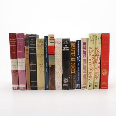 Collection of Scottish History Books