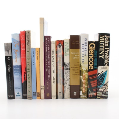 Scottish History Books Including First Edition