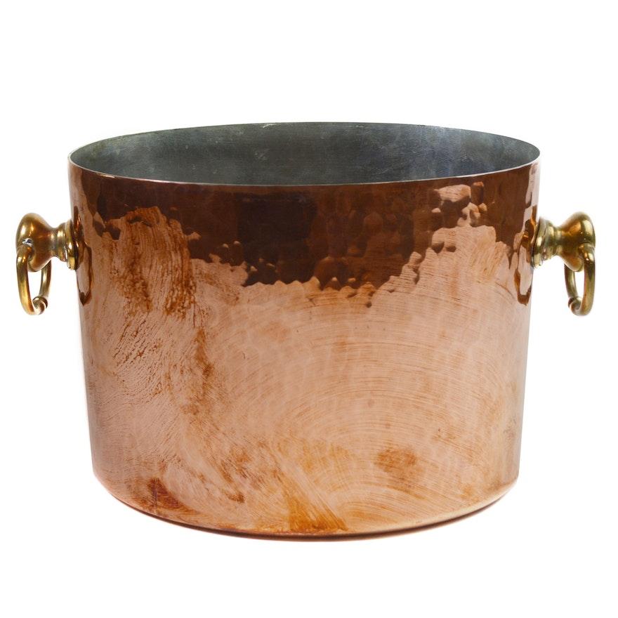 Wiliams Sonoma Mauviel Hammered Copper