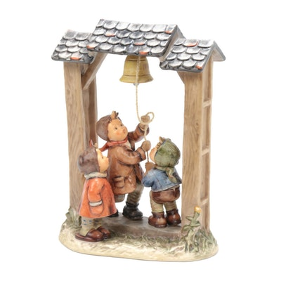 """Goebel M.I. Hummel """"Let's Tell The World"""" Century Collection Figurine"""