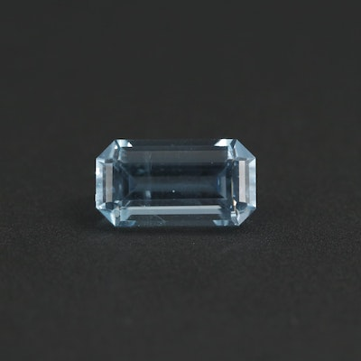 Loose 2.01 CT Aquamarine