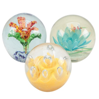 Venetian Art Glass Paperweights