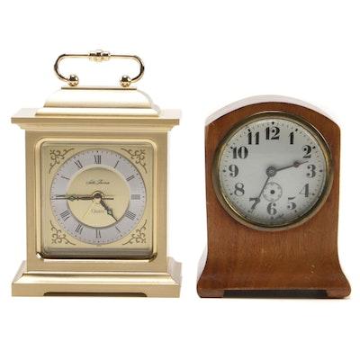 Seth Thomas and Waterbury Shelf Clocks