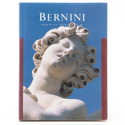 "Signed First Edition ""Gian Lorenzo Bernini"" by Charles Scribner III"
