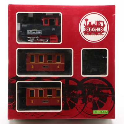 "Lehmann LGB ""Big Train"" Model 20301 Set in Original Packaging"
