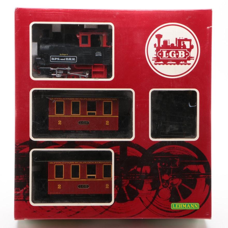 "Lehmann LGB ""Big Train"" Model 20301 Set in Original Packaging"