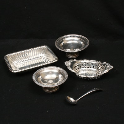 Gorham, Reed & Barton, and Other Sterling Silver Serveware