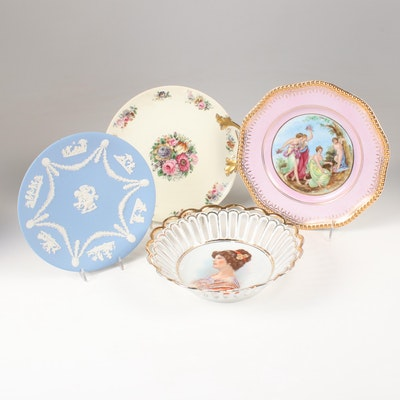 Rosenthal, Wedgwood, and Other Fine Porcelain