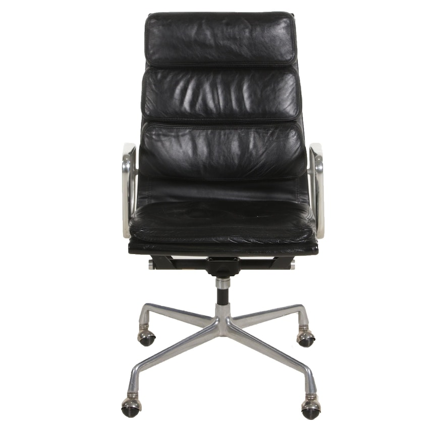 Charles Eames for Herman Miller Soft-Pad Group Executive Office Chair