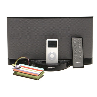 Bose SoundDock Series II Music System with Apple Nano 2 GB iPod