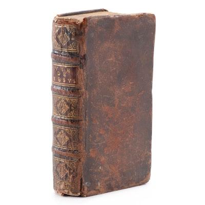 """""""Historie de la Vie de Notre Seigneur Jesus-Christ""""  by le Tourneux, 1698"""