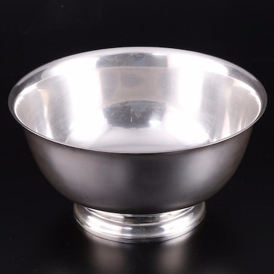 Gorham Sterling Silver Reproduction Paul Revere Bowl