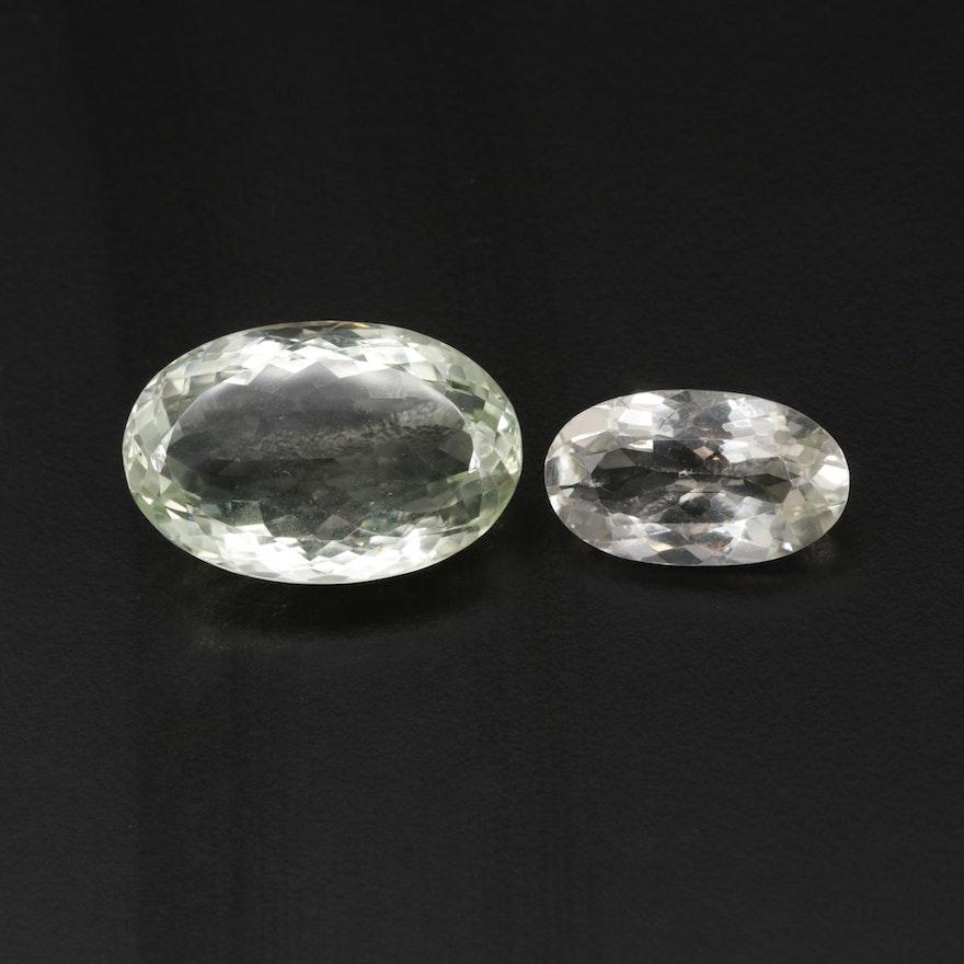 Loose 65.00 CTW Quartz Gemstones